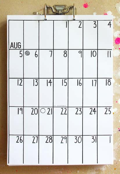 tageskalender selbst gestalten wandkalender kalender 2018 2019 ein designerst 252 ck