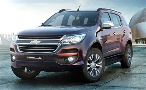 New Chevrolet Trailblazer Suv To Be Launched In India In