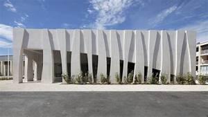 La Plateforme Du Batiment Marseille : marseille le gymnase du sablier tire sur le blanc ~ Dailycaller-alerts.com Idées de Décoration