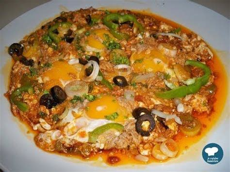 cuisine tunisienne ramadan recette ojja au thon cuisine tunisienne