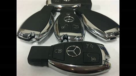 Mercedes-benz Smart Key Mercedes-benz Key Mercedes-benz