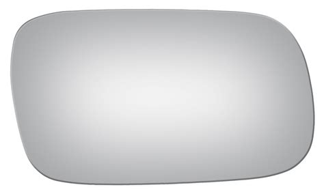 Non-heated Passenger Side Replacement Mirror Glass W