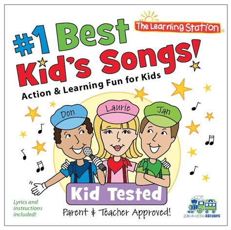 24 best the learning station cds images on 999 | ac75571b6cb98b2a65daae7bc938cd36 camp songs kids songs