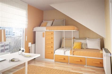 bedroom layouts for small rooms 55 thoughtful bedroom layouts digsdigs 18176 | thoughtful teen room layout 27 554x369