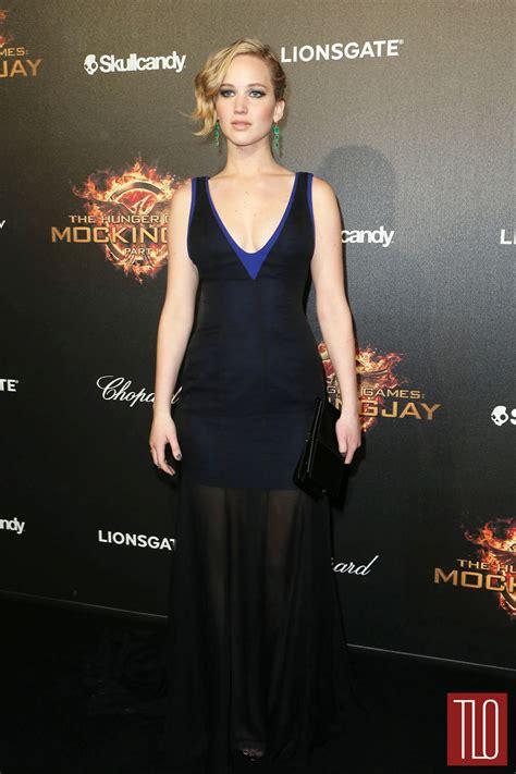 Jennifer Lawrence Style Triple Shot Cannes Edition Tom