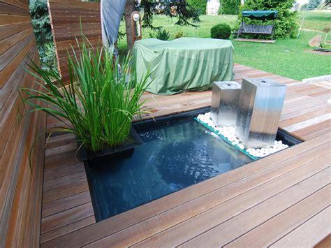 mini pool selber bauen gartenteich anlegen