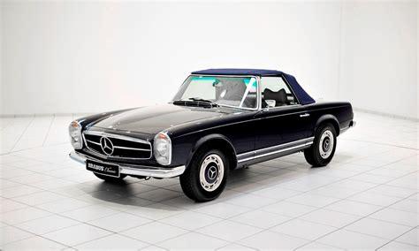 Brabus Classic Mercedes-benz Restoration Examples