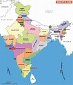 How many states and union territories are there in India ...