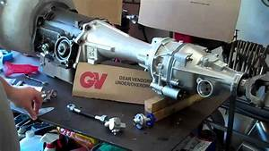 Part 2 Gear Vendors Install On Ford C4 Transmission For