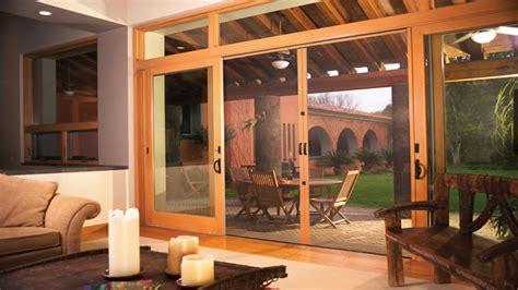 retractable patio doors replacement sliding screen door