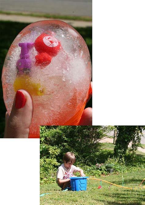 water balloons frozen tried saw pants them things asking hear re they