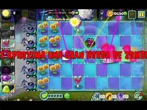 Plants vs zombies 2 gameplay español parte 222 Neon