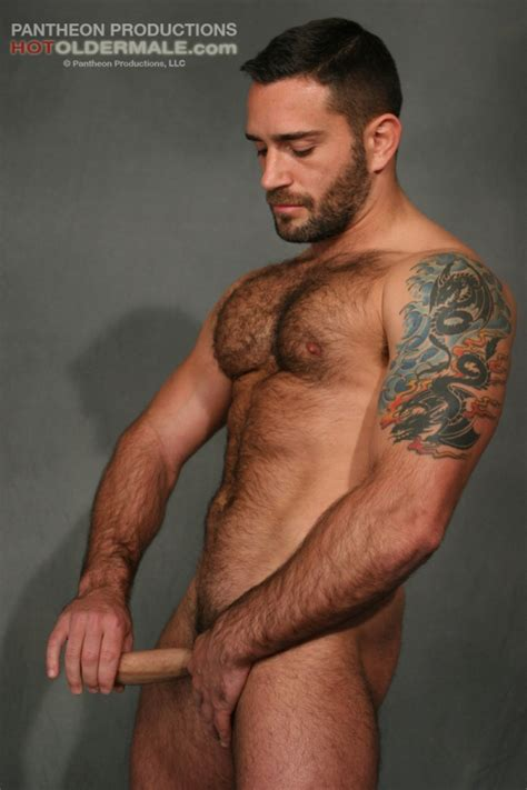 Hairy Macho Edu Boxer At Suck A Boner