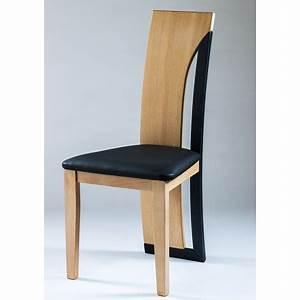 Chaise Moderne En Bois Omega