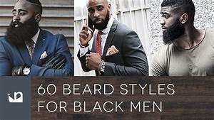Beard Styles For Black Men Picture And Images