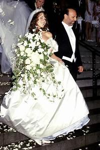 kim kardashian alicia keys jessica simpson jennifer With mariah carey wedding dress