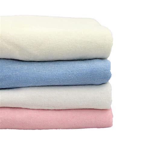 stretch terry towelling fitted sheets 10 quot extra deep