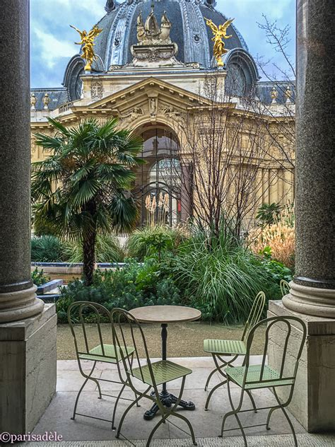 Image result for petit palais garden courtyard restaurant