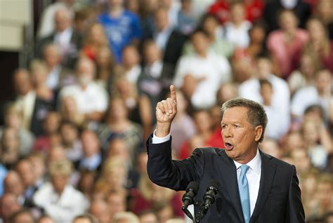 Former GOP Governor Kasich says Republicans are 'in a coma'