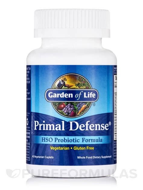 garden of primal defense primal defense 174 45 vegetarian caplets