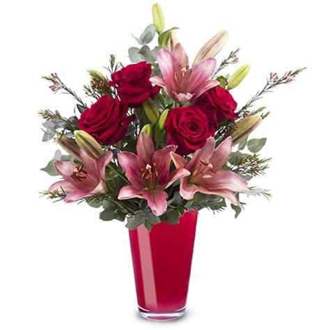 Gigli Fiori by Bouquet Di E Gigli Fiori Di San Valentino Floraqueen
