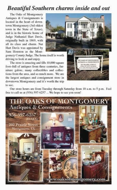 oaks  montgomery antiques consignments