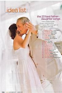 Father Daughter dance song ideas   Wedding Ideas   Pinterest