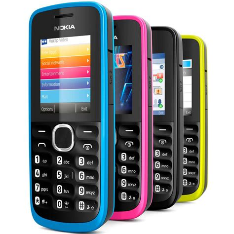 In Mobile by Nokia 110 Mobiles Cell Phone Mobile Phone Nokia