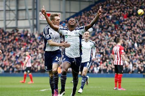 West Brom 1-0 Southampton: Saido Berahino strikes to ...