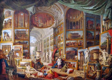 galerie de vues de la rome moderne galerie de vues de la rome antique wikip 233 dia