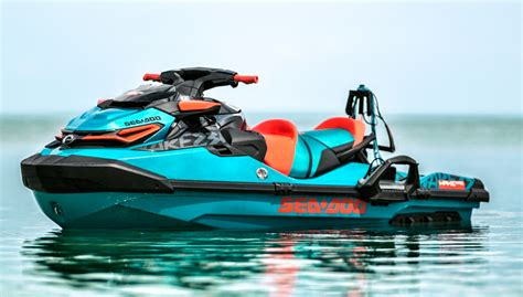 Sea Doo Boat Range by 2018 Sea Doo Lineup Part 2 Blue Wave Jet Ski Rentals