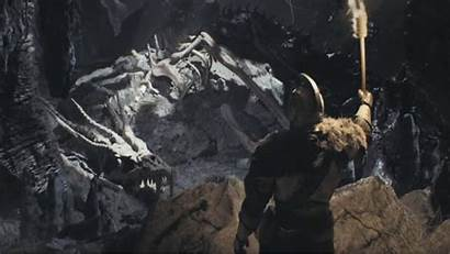 Souls Dark Ii Cgi Torch Cavern Armor