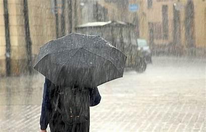 Rain Walking