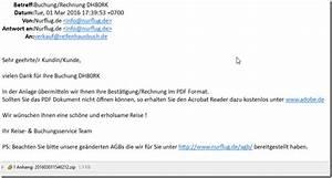 Lufthansa Rechnung Anfordern : trojanerwarnung buchung rechnung dh80rk mimikama ~ Themetempest.com Abrechnung
