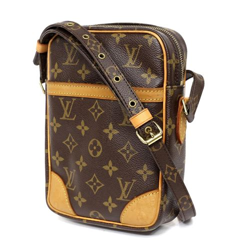 louis vuitton danube monogram shoulder bag exciting