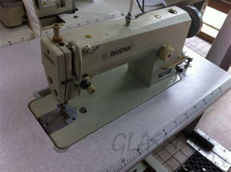 machine 224 coudre industrielle db2 b735 piqueuse plate glasman machines 224 coudre