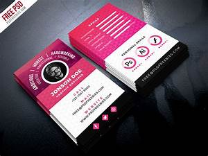 Free Psd   Resume Style Business Card Psd Template By Psd