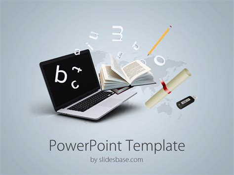 Online Education Powerpoint Template  Slidesbase. Athletic Training Graduate Assistantships. Simple Business Plan Template Word. Personal Improvement Plan Template. Car Sale Contract Template. Average College Graduate Salary 2017. Education Policy Graduate Programs. Recipe Book Template Free. Psychology Graduate School Requirements