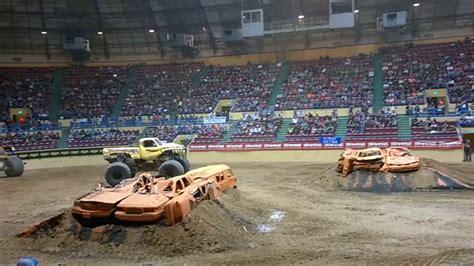 lubbock monster truck show 2017 monster truck destruction tour saturday night show