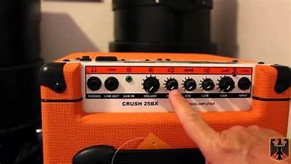 Orange Amp Lockscreen
