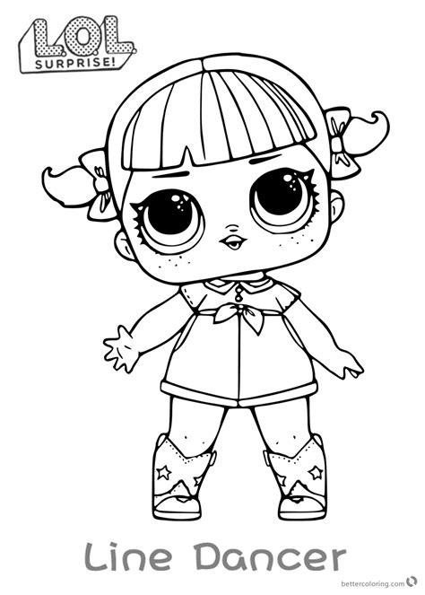 disegni da colorare lol pdf lol doll coloring pages line dancer free