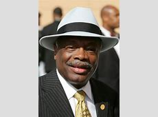 Willie Brown is the keynote speaker at the 1956 Hungarian