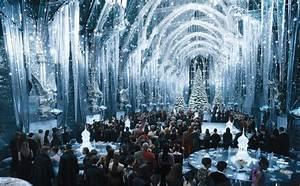 Eat Christmas Dinner at Hogwarts