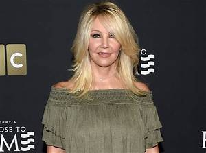 Heather Locklear Tying Up Loose Ends Amid Rehab Reports ...