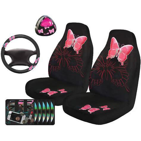 Auto Drive Butterfly Automotive Car Kit 5 Piece 2