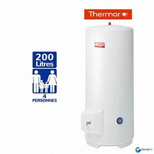 Chauffe Eau 200l Sur Socle : chauffe eau electrique 200l thermor duralis vertical sur socle ~ Melissatoandfro.com Idées de Décoration