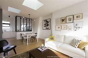Comment transformer d anciennes chambres de bonne en un appartement chaleureux ?, Philippe