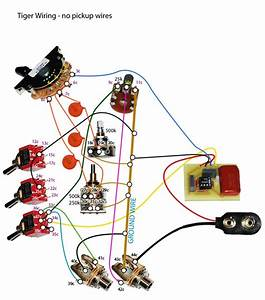Wiring Diagram  Wald Buffer