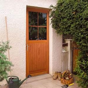 portes de service pasquet menuiseries With porte de garage de plus porte extérieure bois