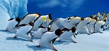 Happy Feet (2006) Review  BasementRejects